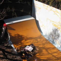 Graffiti Art + Ramp Skate Paint = Your Masterpiece